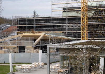 Bâtiiment Au Vert