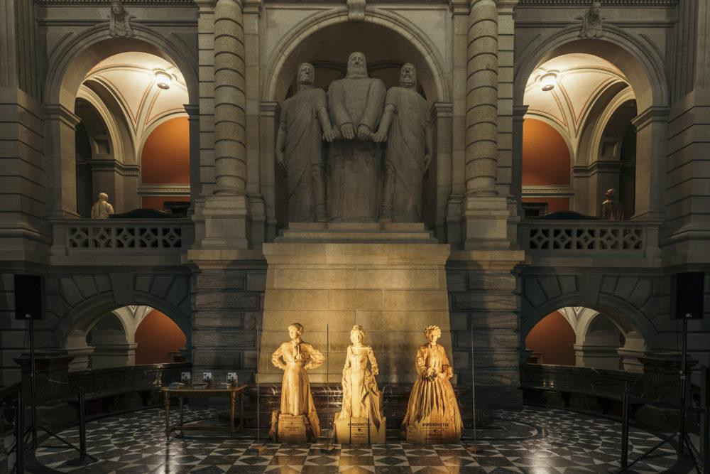 #WOODVETIA dans le Palais fédéral