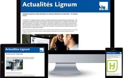 Newsletter de Lignum