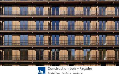 Nouvelle brochure A5 Lignum / Construction bois–Façades–Matériau