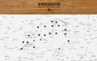 Woodvetia 2.0 démarre en mai