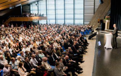 278 étudiants diplômés du département Architecture, bois et génie civil de la BFH