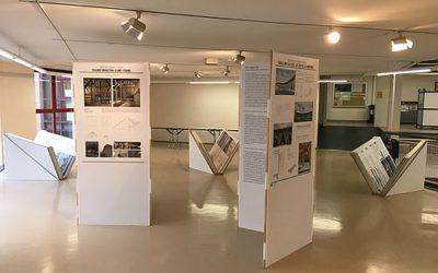 Encore quelques jours pour voir l'expo Prix Lignum à l'HEPIA