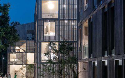 Rigaud 55, un habitat associatif prend vie à Genève