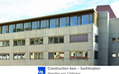 Nouvelle brochure Construction bois Surélévation