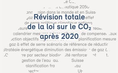 Votation référendaire : Lignum soutient la nouvelle loi sur le CO₂