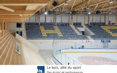 Nouvelle brochure A5 – Le bois, allié du sport