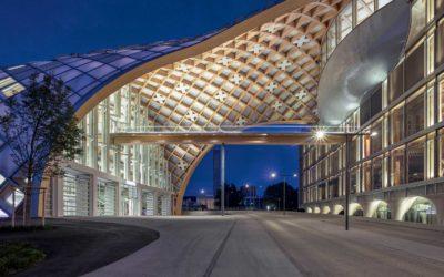 Prix International d'Architecture Bois pour le nouveau siège de Swatch